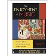 Enjoyment of Music, Short. (Looseleaf) - With Access - 12th edition by Joseph Forney, 9780393906059