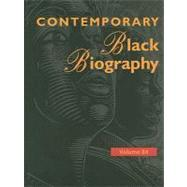 Contemporary Black Biography by Jacques, Derek; Jorgensen, Janice; Kepos, Paula, 9781414446059