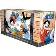 One Piece Box Set 2 Skypiea and Water Seven, Volumes 24-46 by Oda, Eiichiro, 9781421576060