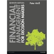 Financial Management for Decision Makers by Atrill, Peter, 9781292016061