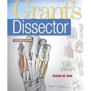 Grant's Dissector by Tank, Patrick W., 9781609136062