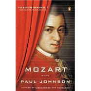 Mozart by Johnson, Paul, 9780143126065