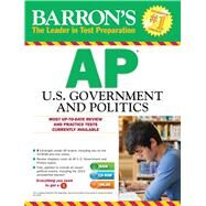Barron's Ap U.s. Government and Politics by Lader, Curt, 9781438076065