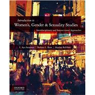 Introduction to Women's, Gender, and Sexuality Studies Interdisciplinary and Intersectional Approaches by Saraswati, L. Ayu; Shaw, Barbara; Rellihan, Heather, 9780190266066