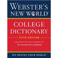 Webster's New World College Dictionary by Houghton Mifflin Harcourt Publishing Company, 9780544166066