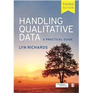 Handling Qualitative Data by Richards, Lyn, 9781446276068