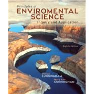 Principles of Environmental Science by Cunningham, William; Cunningham, Mary, 9780078036071