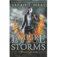 Empire of Storms by Maas, Sarah J., 9781619636071