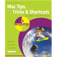 Mac Tips, Tricks & Shortcuts in Easy Steps by Provan, Drew, 9781840786071