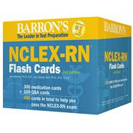Barron's NCLEX-RN Flash Cards by Hammer, Jere, Ph.D., R.N., 9781438076072