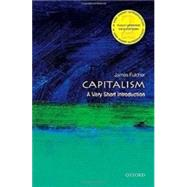 Capitalism: A Very Short Introduction by Fulcher, James, 9780198726074
