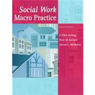 Social Work Macro Practice by Netting, F. Ellen; Kettner, Peter M.; McMurtry, Steve L., 9780205496075