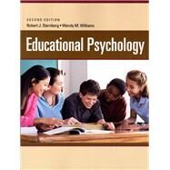 Educational Psychology by Sternberg, Robert J.; Williams, Wendy M., 9780205626076