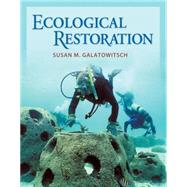 Ecological Restoration by Galatowitsch, Susan M., 9780878936076