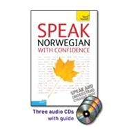 Speak Norwegian with Confidence with Three Audio CDs: A Teach Yourself Guide by Danbolt-Simons, Margaretha, 9780071736077