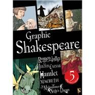 Graphic Shakespeare by Clarke, Penny; Ford, Michael; Haynes, Stephen; McEvoy, Kathy; Pipe, Jim; Gelev, Penko; Sidong, Li; Spender, Nick, 9781910706077