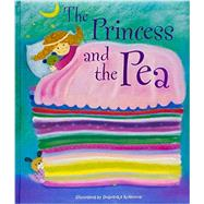 Princess and the Pea by Parragon Books, 9781781866078