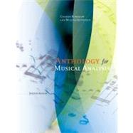 Anthology for Musical Analysis by Burkhart, Charles; Rothstein, William, 9780495916079