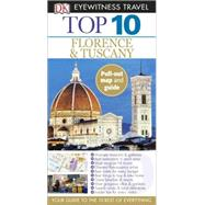 Top 10 Florence and Tuscany by Bramblett, Reid, 9781465426079