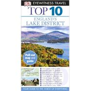 Top 10 England's Lake District by DK Publishing, 9781465426086