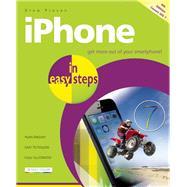 iPhone in Easy Steps by Provan, Drew, 9781840786088