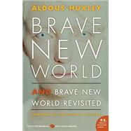 Brave New World and Brave New World Revisited 9780060776091U