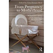 From Pregnancy to Motherhood: Psychoanalytic aspects of the beginning of the mother-child relationship by Mori; Gina Ferrara, 9780415736091