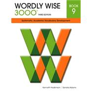 Wordly Wise 3000: Book 9 by HODKINSON, 9780838876091
