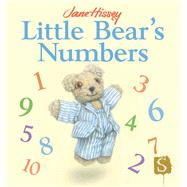 Little Bear's Numbers by Hissey, Jane, 9781910706091