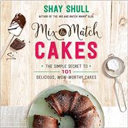 Mix & Cakes by Shull, Shay, 9780736966092