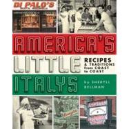 America's Little Italys by Bellman, Sheryll, 9781416206095