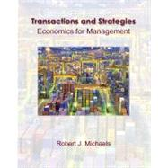 Transitions and Strategy (Book Only) by Michaels, Robert J., 9780538786096