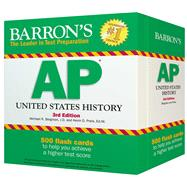 Barron's Ap United States History by Bergman, Michael R.; Preis, Kevin D., 9781438076096