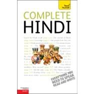 Complete Hindi: A Teach Yourself Guide by Snell, Rupert; Weightman, Simon, 9780071766098