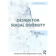 Design for Social Diversity by Talen; Emily, 9781138216099