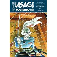 The Usagi Yojimbo Saga 1 by Sakai, Stan, 9781616556099
