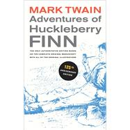 Adventures of Huckleberry Finn by Twain, Mark, 9780520266100