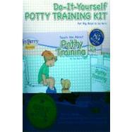 Do-It-Yourself Potty Training Kit For Big Boys by Berry, Joy, 9781605776101