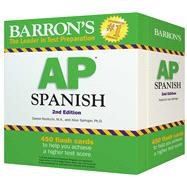 Barron's Ap Spanish by Paolicchi, Daniel; Springer, Alice G., Ph.D., 9781438076102