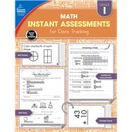 Instant Assessments for Data Tracking, Grade 1 by Stith, Jennifer B., 9781483836102