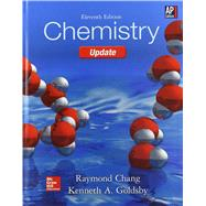 Chemistry by Chang, Raymond; Goldsby, Kenneth A., 9780076656103