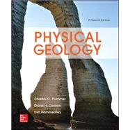 Physical Geology by Plummer, Charles (Carlos); Carlson, Diane; Hammersley, Lisa, 9780078096105