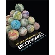 Fundamentals of Economics by Boyes, William; Melvin, Michael, 9781133956105