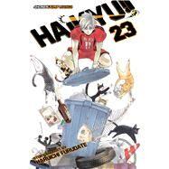Haikyu!! 23 by Furudate, Haruichi, 9781421596105