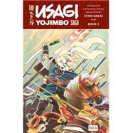 The Usagi Yojimbo Saga 2 by Sakai, Stan, 9781616556105