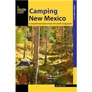 Camping New Mexico by Crow, Melinda, 9781493006106