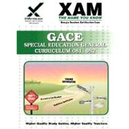 GACE Special Education General Curriculum 081, 082: Teacher Certification Exam by Wynne, Sharon, 9781581976106