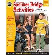 Summer Bridge Activities, Grades 3 - 4 : Bridging Grades Third to Fourth by Summer Bridge Activities; Rainbow Bridge Publishing, 9781620576106