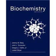 Biochemistry by Berg, Jeremy M., 9781464126109