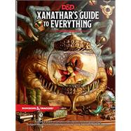 Xanathar's Guide to Everything by WIZARDS RPG TEAM, 9780786966110